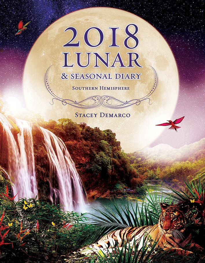 2018 Lunar and Seasonal Diary – SOUTHERN Hemisphere – The Modern Witch