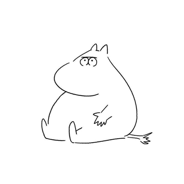 Moomin by seijimatsumoto