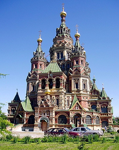 Cathedral of the St.Apostles Peter and Paul, St Petersburg, Russia