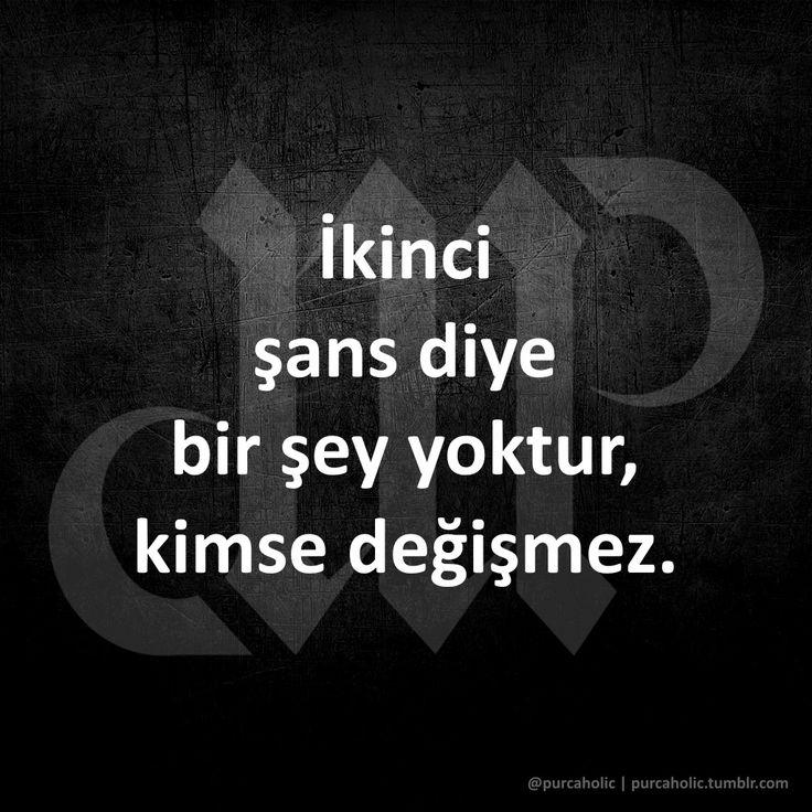 İkinci şans diye bir şey yoktur, kimse değişmez.  #ikincişans #kimsedeğişmez #alay #alayına #sözler #ağırsözler #anlamlısözler #güzelsözler #manalısözler #şiir #şiirsokakta #şiirheryerde #edebiyat #cemalsüreya #atillailhan #sabahattinali #orhanveli #nazanbekiroğlu #turgutuyar #canyücel #nazımhikmet #ahmedarif #necipfazılkısakürek #özdemirasaf #edipcansever #cahitzarifoğlu #mevlana #huzur