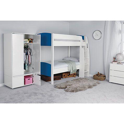 Buy Stompa Uno S Plus Children S Bedroom Furniture Range Online At Johnlewis Com