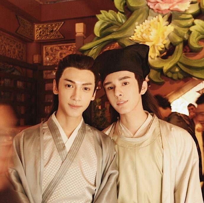 Luo Yunxi - Runyu; Liao Jingfeng - Lord Puchi