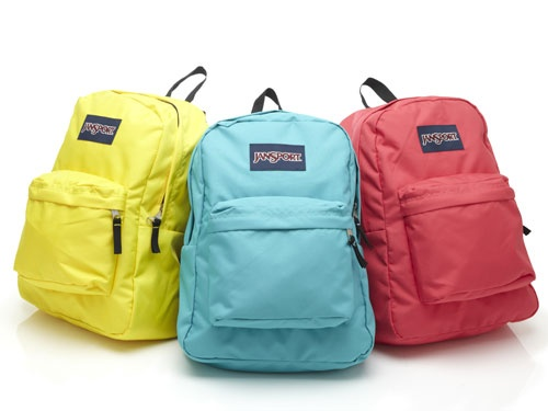 Jansport Backpack, $29.99, jcpenney.com