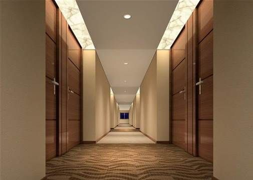 Creative hotel corridor design hospital for Design hotel 6f