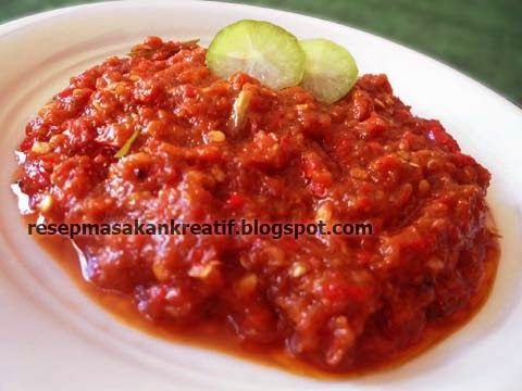 Resep Sambal Bajak | Resep Masakan Indonesia (Indonesian Food Recipes)