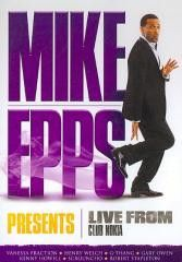 Comedy:MIKE EPPS-PRESENTS LIVE FROM THE CLUB