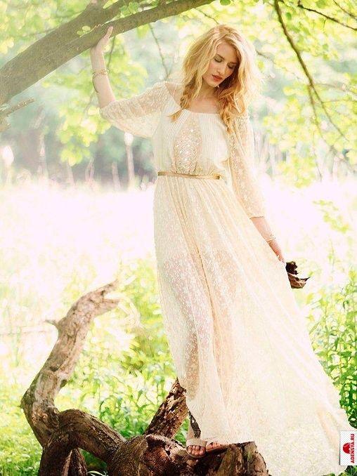Свадебное платье | бохо