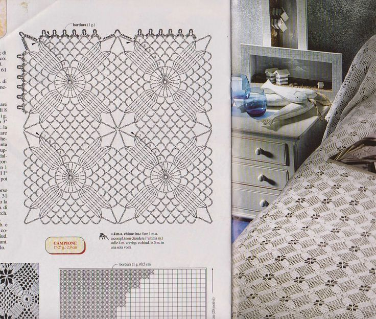 Oltre 25 Fantastiche Idee Su Schema Copriletto All