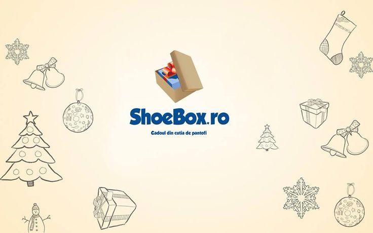 ShoeBox 2013: pornim pe 15 noiembrie