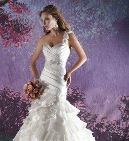 Mary's Bridal, 5642, Sz 8