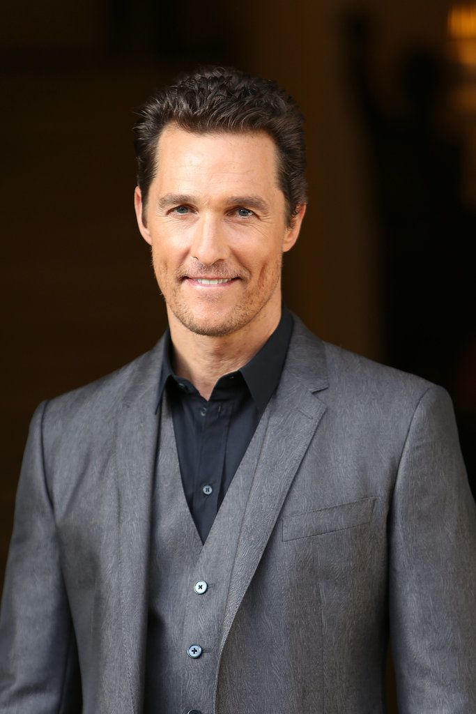 "Matthew McConaughey won ""Sexiest Man Alive"" in 2005. We understand why."