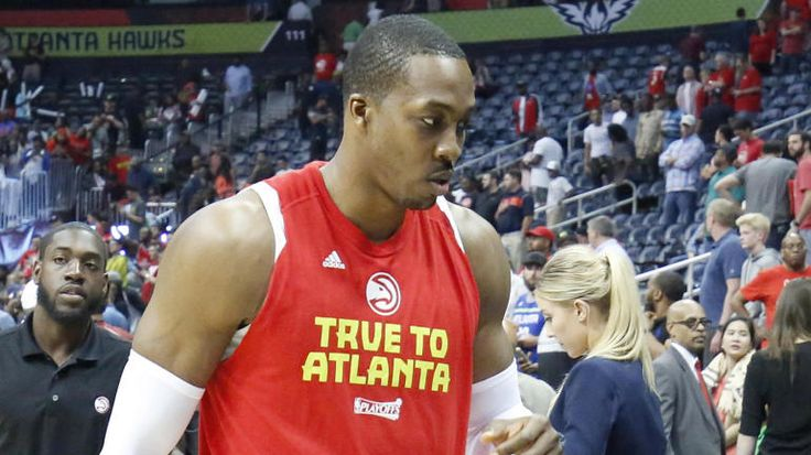 Some Hawks players reportedly cheered when learning Dwight Howard was traded - CBSSports.com