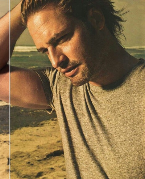 Josh Holloway aka Sawyer from Lost