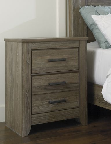 Get Your Zelen   Two Drawer Night Stand At Price Busters Furniture,  Baltimore MD Furniture Store.