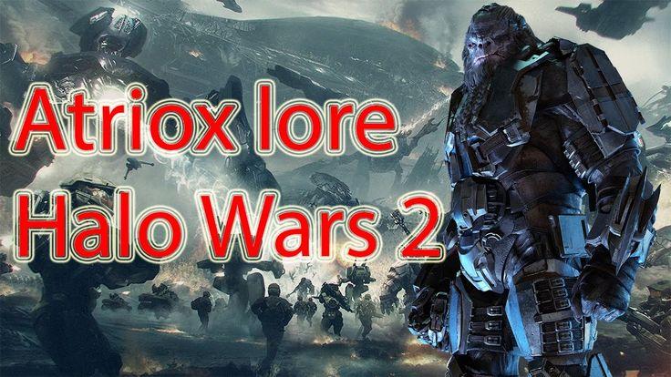 Atriox lore | Halo Wars 2