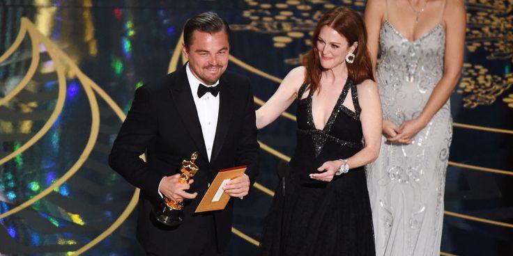 Oscar 2016 Winners - Academy Awards 2016 Winners