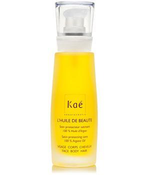<3 Kaé L'Huile de Beauté 100% huile d'Argan pure 50ml (sans parfum) * issu de l'agriculture biologique 100% des ingrédients sont issus de l'agriculture biologique