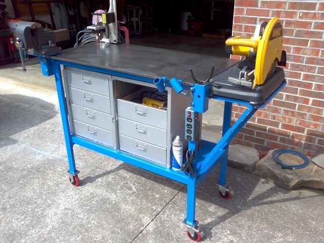 14 Best Images About Welding Table On Pinterest
