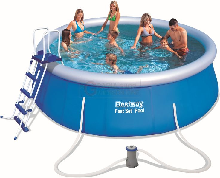 BESTWAY 57289 PISCINA AUTOPORTANTE FAST SET CM.457x122h. http://www.decariashop.it/piscine-autoportanti/20801-bestway-57289-piscina-autoportante-fast-set-cm457x122h.html