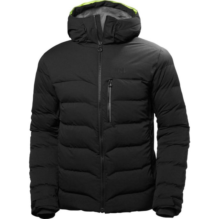 Helly Hansen Men's Swift Loft Insulated Jacket, Size: Medium, Black