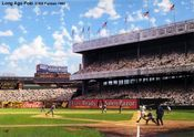 Information and pictures of Polo Grounds, former home of the New York Giants