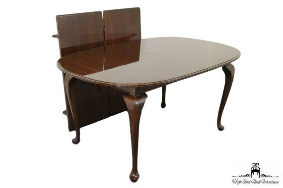 ETHAN ALLEN Georgian Court 96 Dining Table 225 Vintage