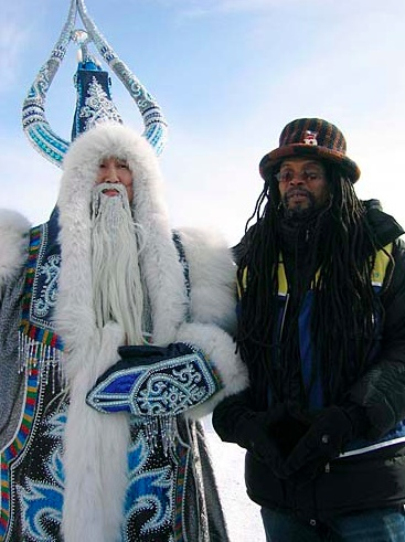 See the Siberian Santa at the Pole of Cold Festival in March each year  http://www.56thparallel.com/tour/yakutia-the-pole-of-cold