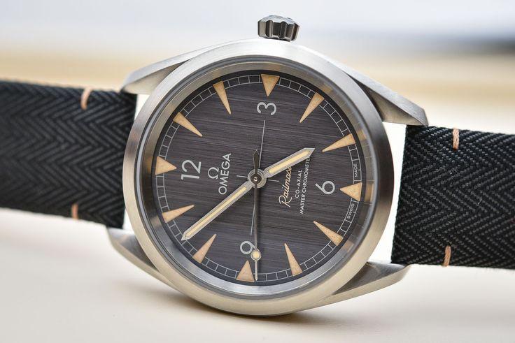 Omega Railmaster Master Chronometer Collection - Baselworld 2017 (Hands-on, Specs & Price)