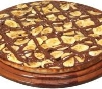Today is National Pizza Pie Day.  Banana chocolate pizza!  http://imunchie.com/passion2munch/munchies/chocolate-banana-pizza  www.imunchie.com