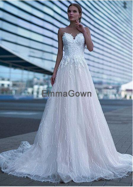 fe8548d8af2 Emmagown Beach Wedding Dresses T801525318636