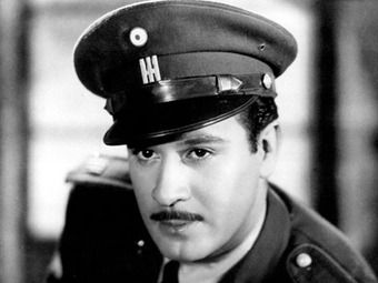 Pedro Infante Cruz (18 November 1917– 15 April 1957), better known as Pedro Infante, was a Mexican actor and singer. Hailed as one of the greatest actors of the Golden Age of Mexican cinema, he is considered an idol of the Latin American people. Infante was born in Mazatlán, Sinaloa, Mexico and was raised in Guamúchil. He died on 15 April 1957, in Mérida, Yucatán.
