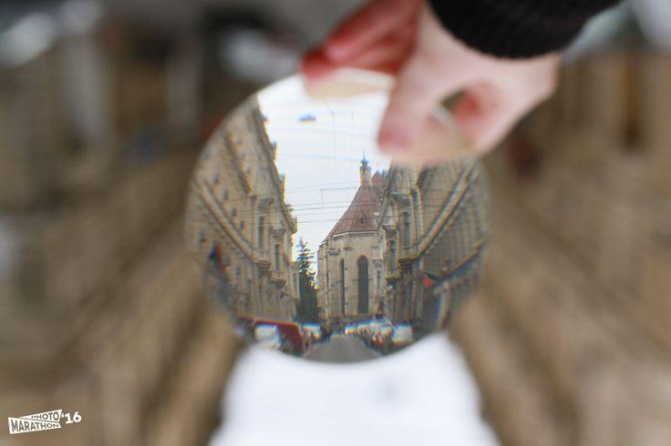 Străzi din Cluj - Premiul III, categoria Profesioniști - Todoran Patricia