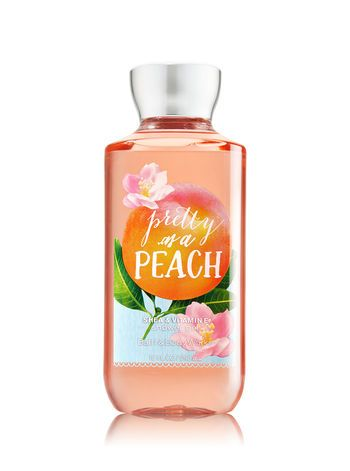 Signature Collection Pretty as a Peach Shower Gel - Bath And Body Works