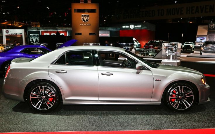 2014 Chrysler 300 SRT8 2014 Chrysler 300 SR8 Core – TopIsMagazine