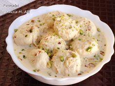 Rasmalai   Fauzia's Kitchen Fun