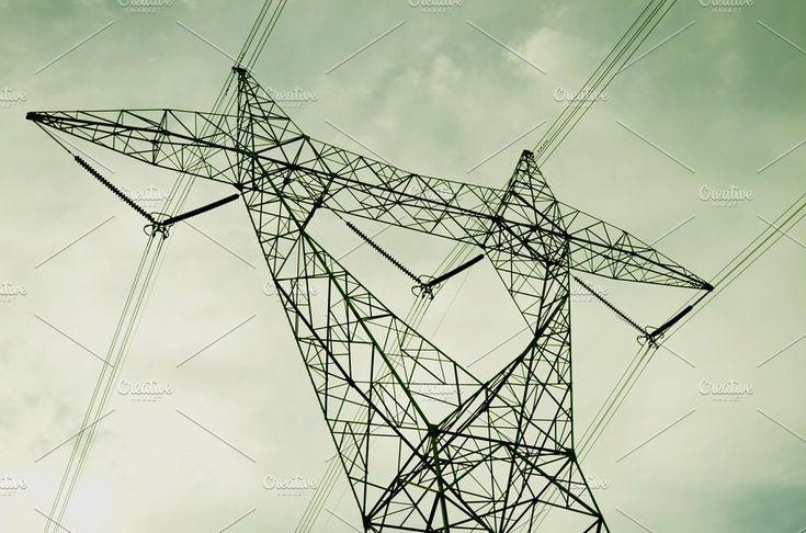 Electrical substation by azkreatif on @creativemarket