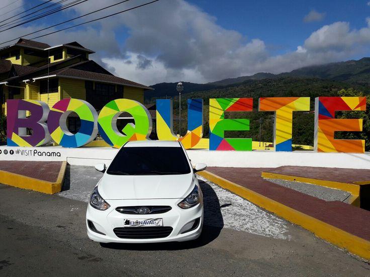 Boquete, provincia de Chiriquí, República de Panamá.