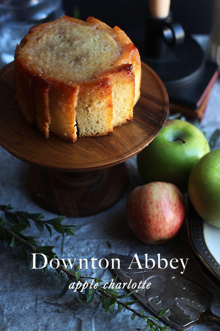 Downton Abbey: Apple Charlotte                                                                                                                                                                                 More