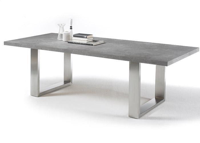 die besten 25 tisch betonoptik ideen auf pinterest. Black Bedroom Furniture Sets. Home Design Ideas