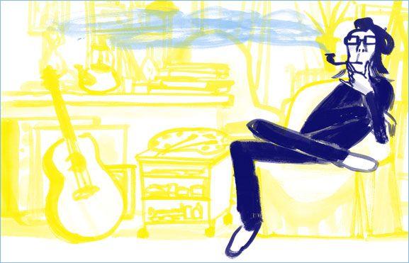 Suzy Lee, [My Atelier]