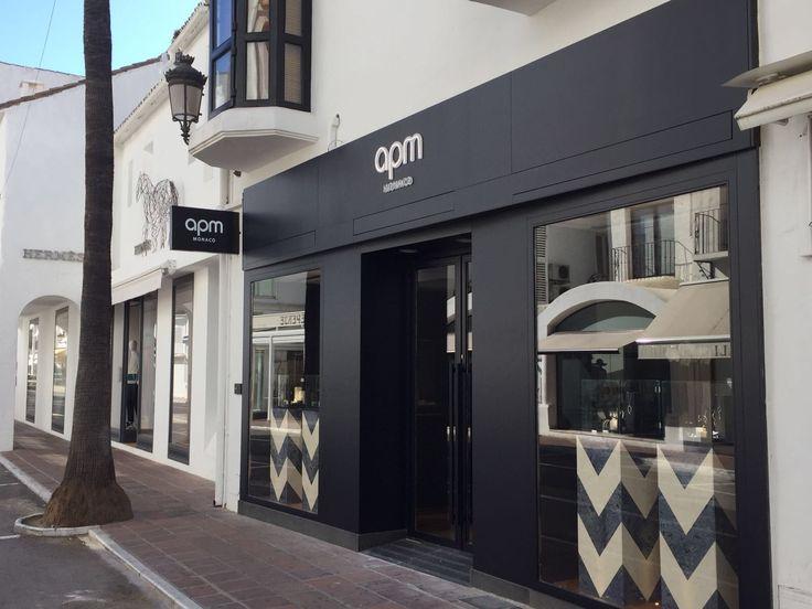 New Store APM Monaco in Puerto Banus