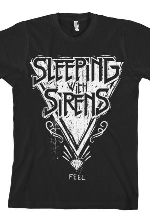 Feel Diamond - Sleeping With Sirens - Official Online Store on District LinesDistrict Lines