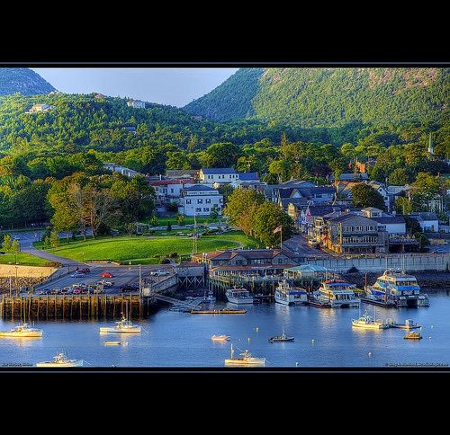 Find Vacation Spots Near U: Bar Harbor, Maine-awesome Vacation Spot.
