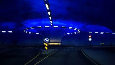 The UnPerfeckt Me: Hardangervidda  A roundabout inside a mountain