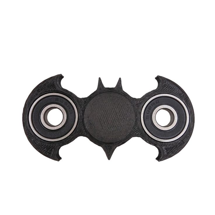 fidget spinner edc toy bat shape ceramic bearing for. Black Bedroom Furniture Sets. Home Design Ideas