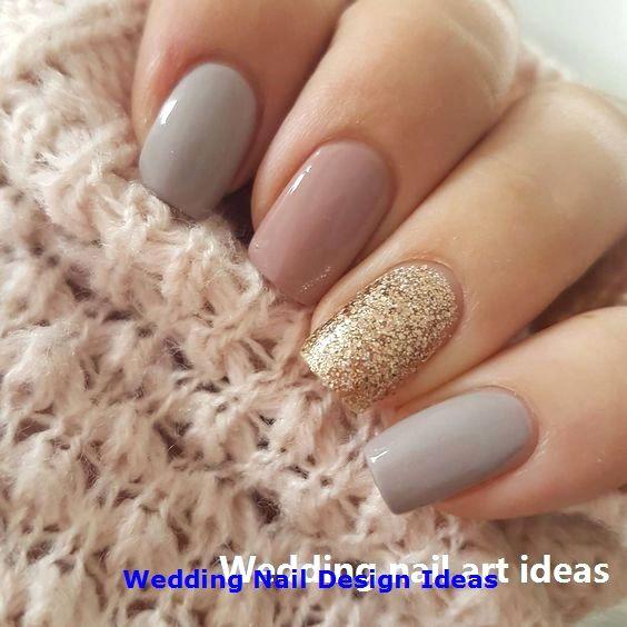 35 Einfache Ideen für das Design von Hochzeitsnägeln 1 #nailartideas #naildesign