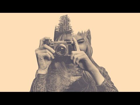 In today's Photoshop Tutorial, I will show you how to create a Double exposure effect by combining two images together, one of a person and another of a land...