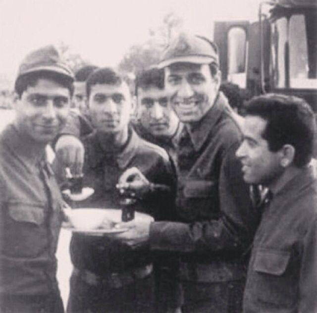 Kemal Sunal askerde