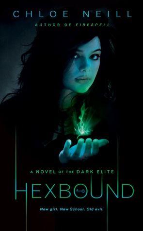 Hexbound (Dark Elite #2) by Chloe Neill