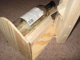 We've been storing up empty wine bottles for awhile. The plan was to recycle them into some artwork - vases, candleholders, etc. Earlier...